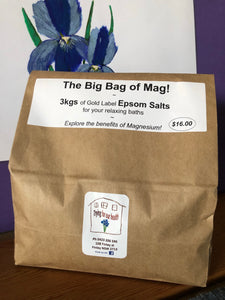 Big Bag of Mag (Epsom Salts)
