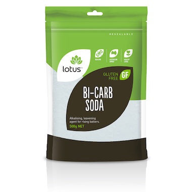 Lotus Bicarb Soda 500g