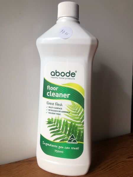 Abode Floor Cleaner 750ml - Forest Fresh