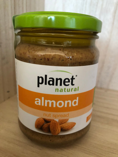 Planet Natural Almond Spread 250g