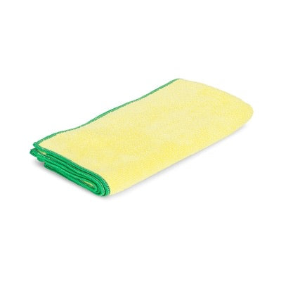 Microfibre cloth (original) by Greenspeed - Yellow