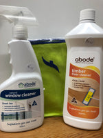 Abode Start Up Pack - General Cleaning