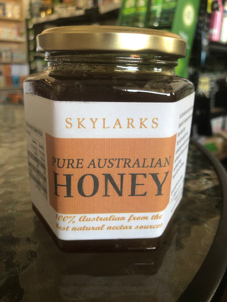 Honey (raw Australian) - Skylark 500g (local supplier)