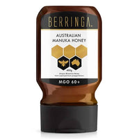 Berringa Australian Manuka Honey (MGO 60+) 400g