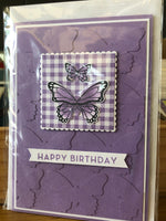 Handmade cards - for Can Assist Finley