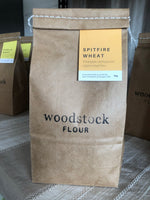 Woodstock Flour - 1kg - Spitfire wheat (Bread)