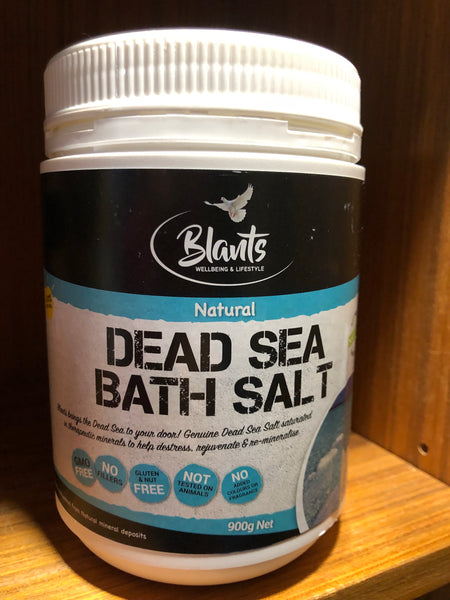 Blants Dead Sea Salt 900g Tub