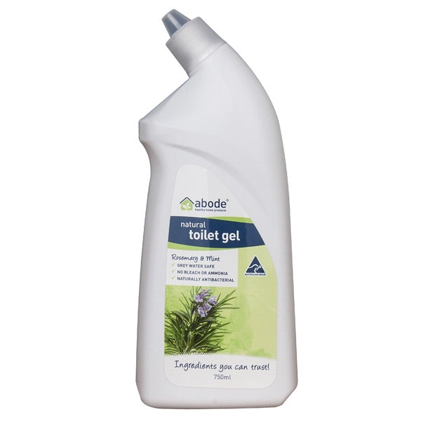 Abode Toilet Cleaning Gel 750ml (Click image for choice of fragrance)