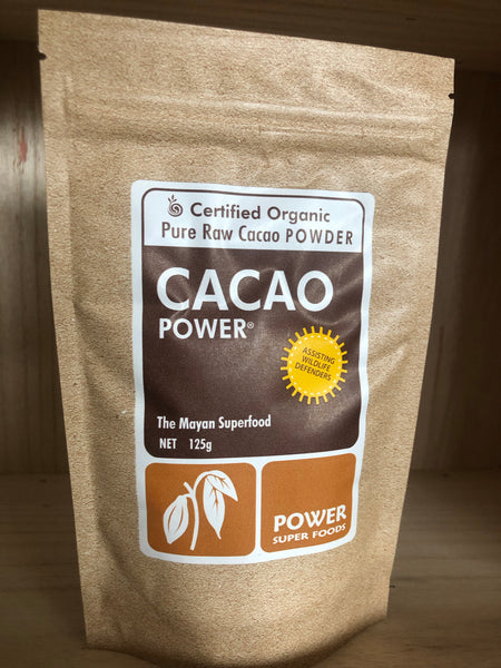 Power Superfoods Cacao Powder 125g
