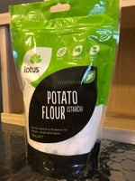 Lotus Potato starch 500g