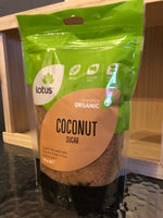 Lotus Coconut Sugar (organic) 500g