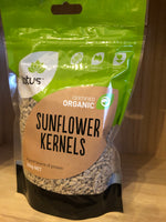 Lotus Sunflower kernels (organic) 250g