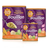Marigold Health Food's Bouillon Powder 150g - less salt