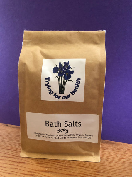 Bath Salt Mix 350g