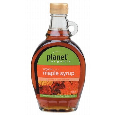 Planet Organic Maple Syrup