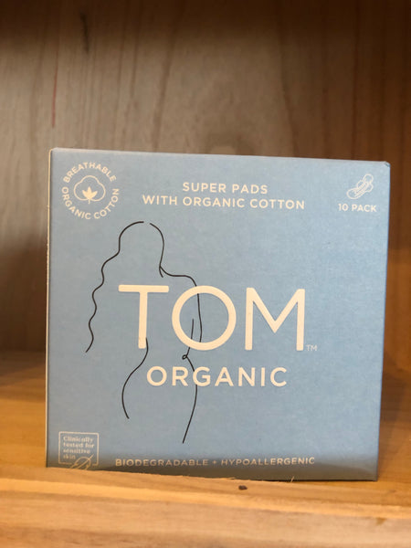 Tom - Pads - Super Ultra Thin Organic