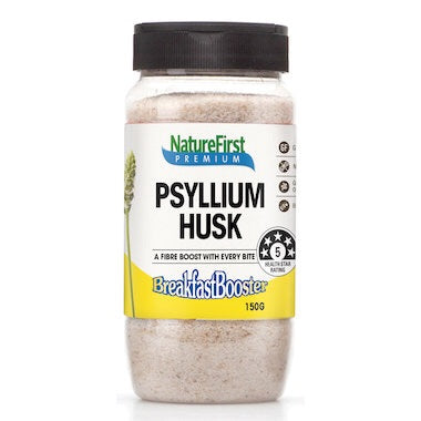 Nature First Breakfast Booster Psyllium Husk -150g