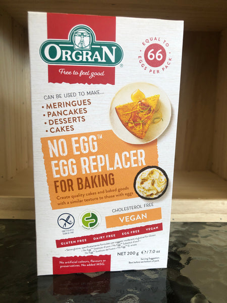 Orgran Egg Replacer (GF) 200g