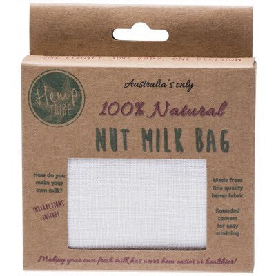 Hemp Tribe Nut Milk Bag