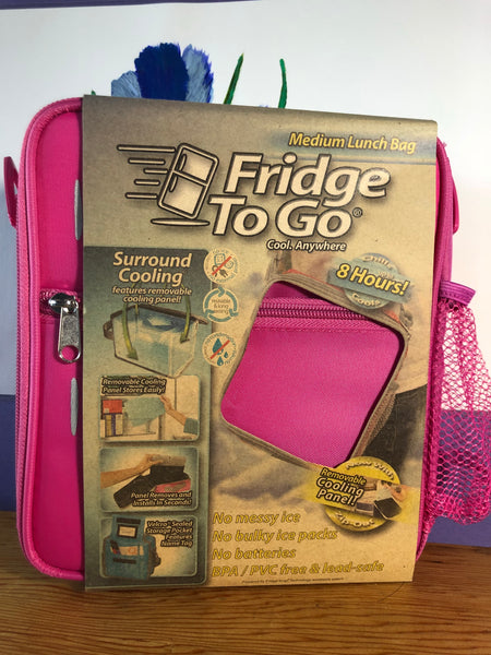 Fridge to go Lunch Bag - Medium