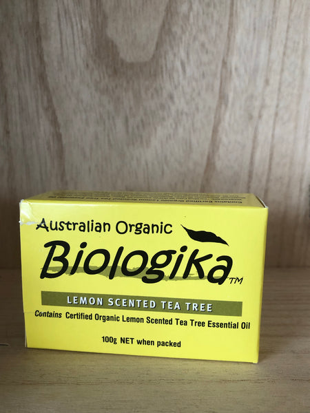 Biologika Soap - Lemon Tea Tree