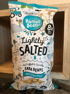Human Bean Co Lightly Salted Faba Beans multipack 160g