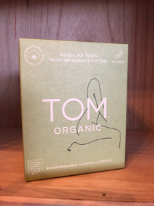 Tom - Pads - Regular Ultra Thin Organic