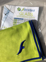 Fibreteq Microfibre Cloth - Glass/Stainless Steel