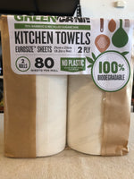 Paper Towel - 2 roll pack - Greencane  (Bulky)
