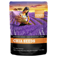Power Super Foods Chia seed 250g