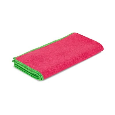 Microfibre cloth (original) by Greenspeed - Red