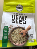 Hemp Foods Hemp Seeds Hulled 250g