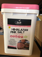 Blants Himalayan Pink Sea Salt 11kg bucket