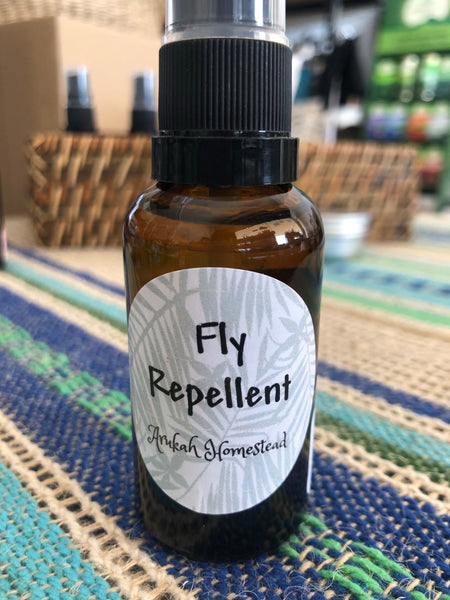 Fly Repellent 100ml by Arukah Life