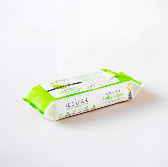 Wotnot Baby Wipes - Alcohol Free (70)