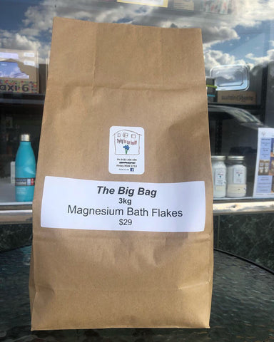 The Big Bag of Dead Sea Salt 3kg