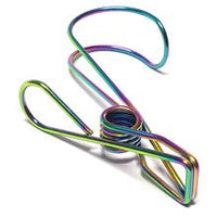 The Rainbow Hook Peg (10 piece pack) by Activated Eco