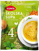 Yumis School Soup