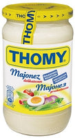 Thomy Mayonnaise 611g