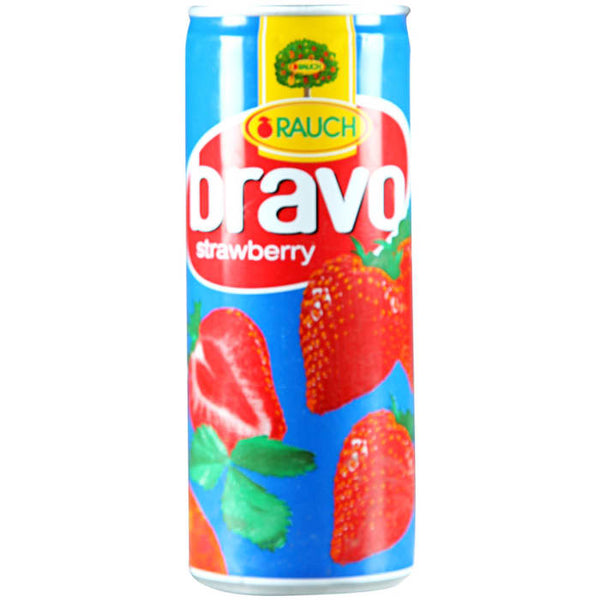 Bravo Juice Strawberry