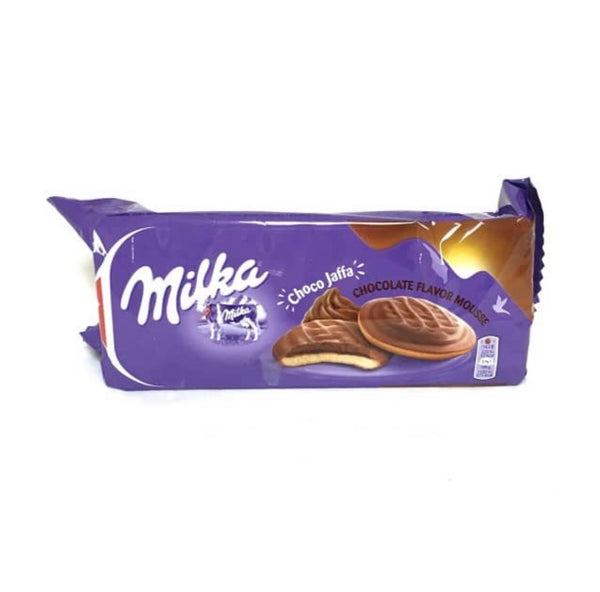 Milka Chocolate Jelly Dessert