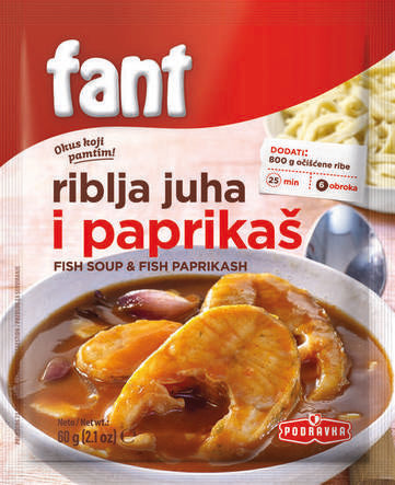 Podravka Fant for Fish Soup