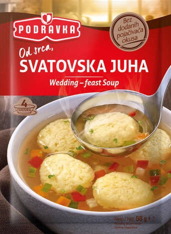 Podravka Wedding Soup