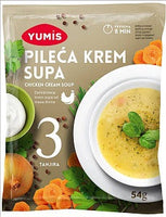 Yumis Cream Soup of Chicken