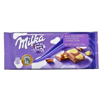 Milka Dark and White 100g
