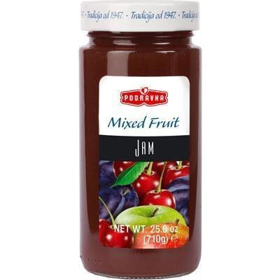 Podravka Mix Fruit Jam 380g