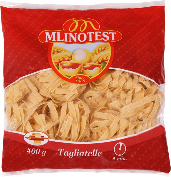 Mlinotest Wide Noodles