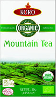 Koro Mountain Tea Organic