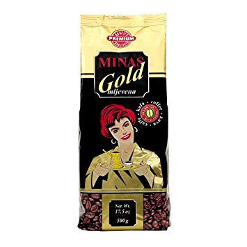 Premium Minas Gold Coffee 500g