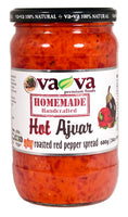 Vava Homemade Ajvar Hot 680g